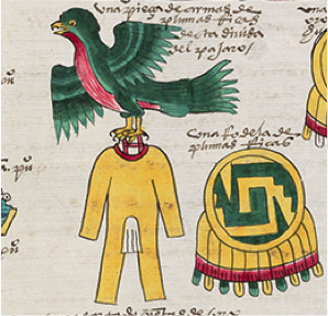 Feathers in Pre-Columbian Art