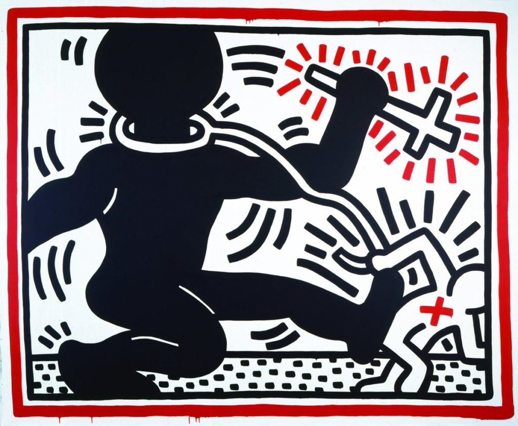 Make Everywhere Our New York Keith Haring