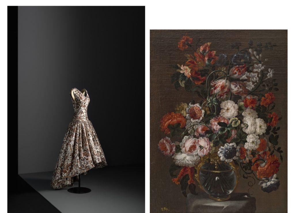 artistic inspiration of Balenciaga