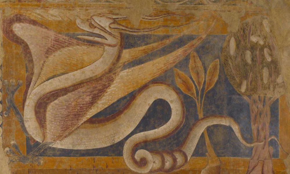 Dragon fresco cover