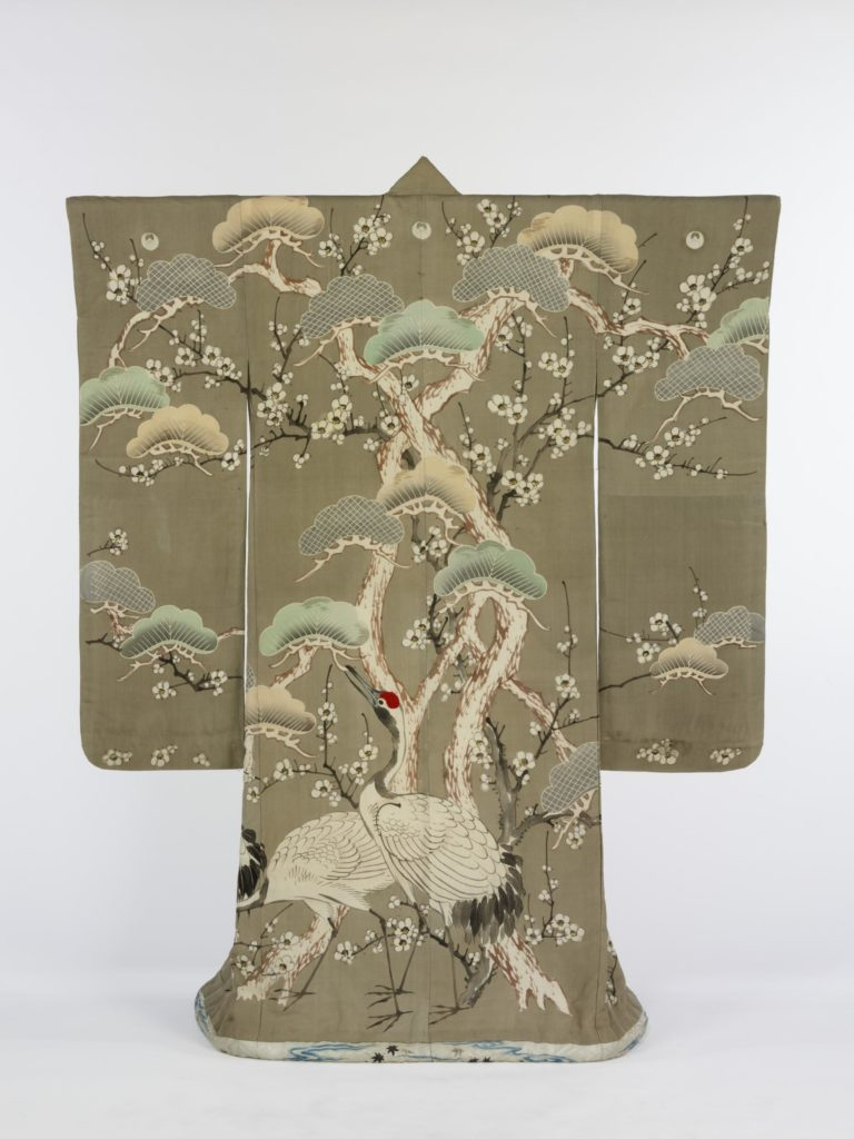 Kimono, Japan, 1860-1900, Murray Bequest, © Victoria and Albert Museum, London, V&A, kimono, Japan