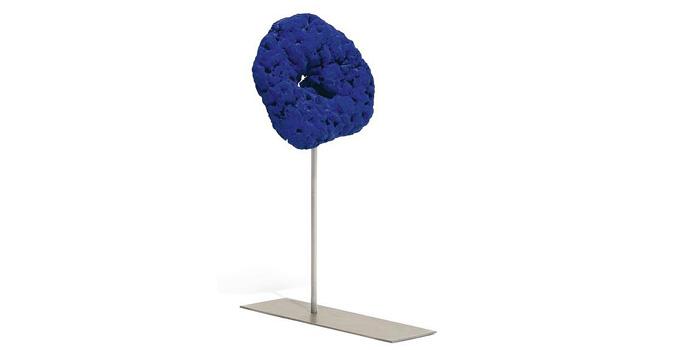 Yves Klein: Lover of Blue