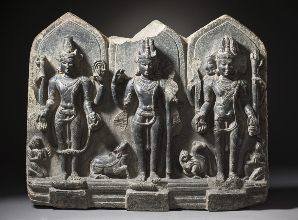 Gods of the Hindu Trinity