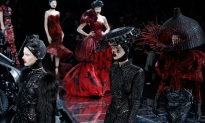 Alexander McQueen, F/W 2009 Collection, Source: aeworld.