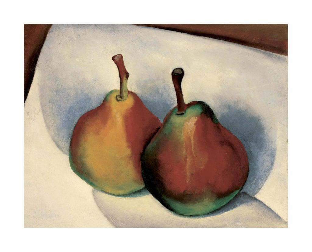 Pears in Art