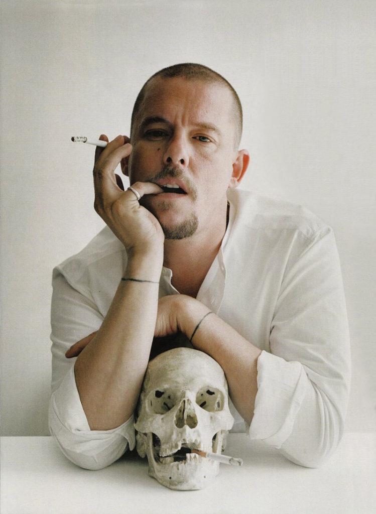 Alexander McQueen, Source: InfluentialDesigners.