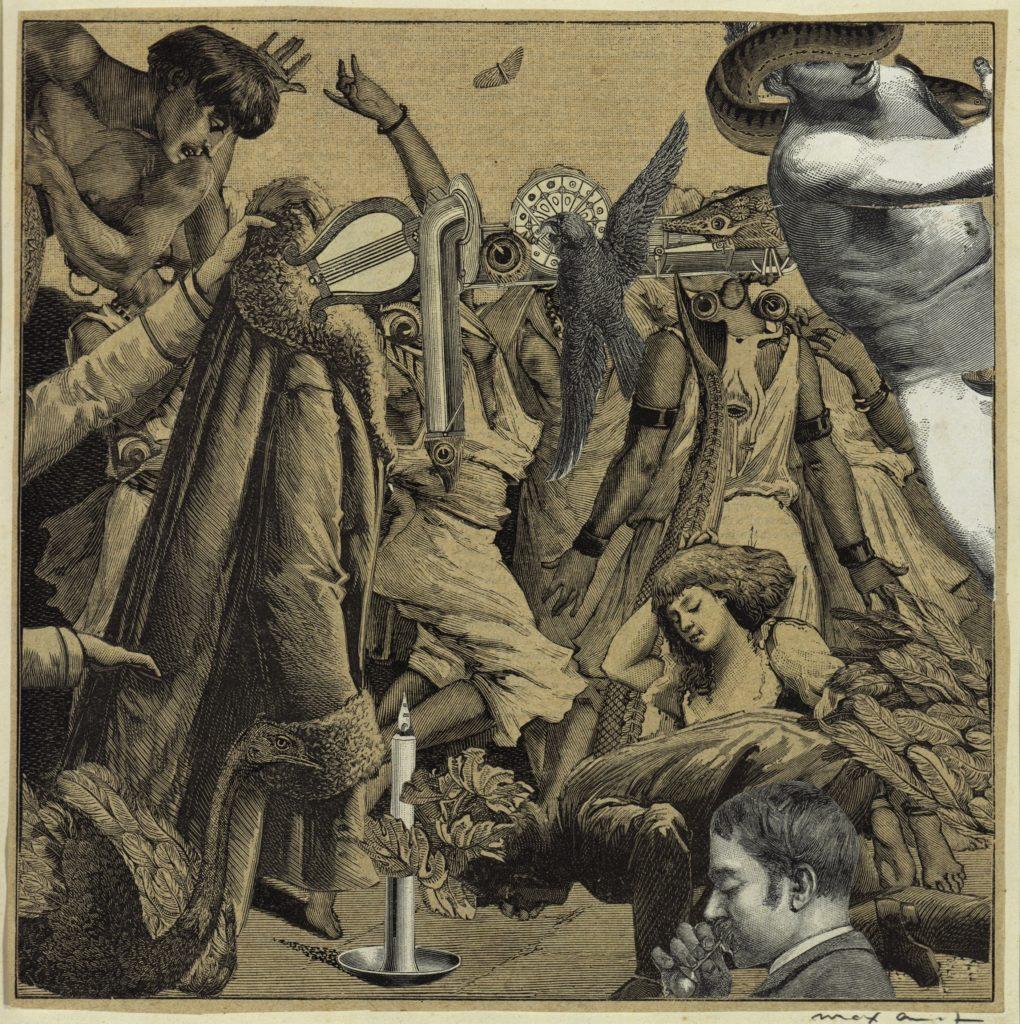 Max Ernst's Collaged Memories
