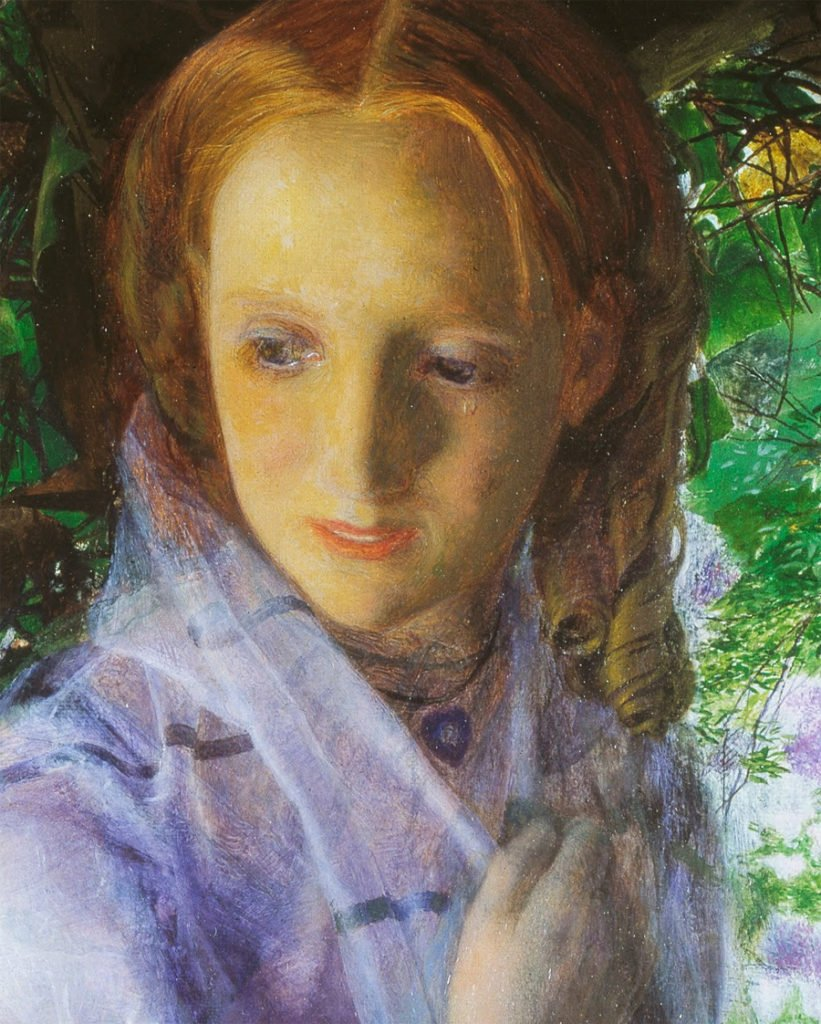 Arthur Hughes April Love