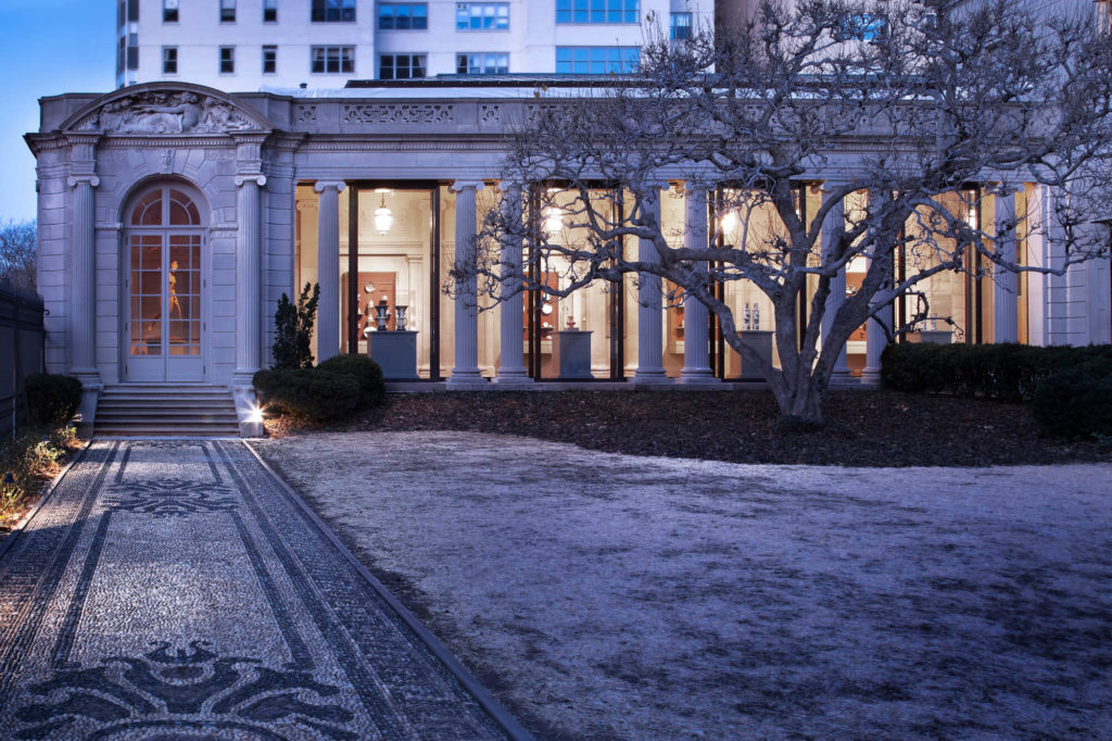 Frick Collection Portico