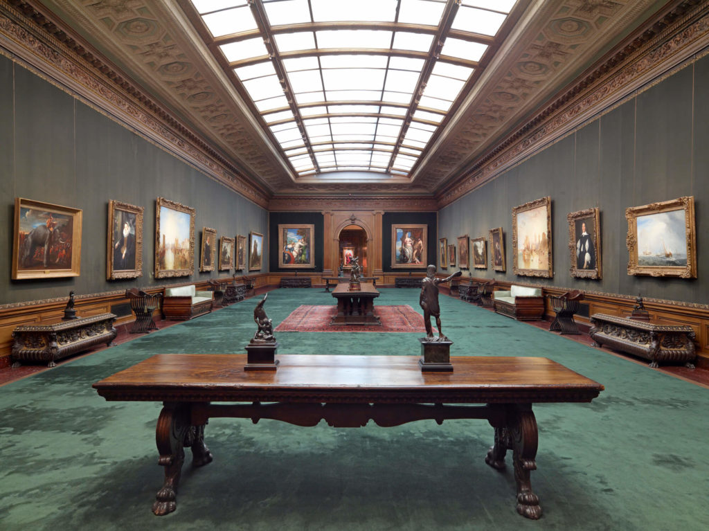 Frick Collection West Gallery
