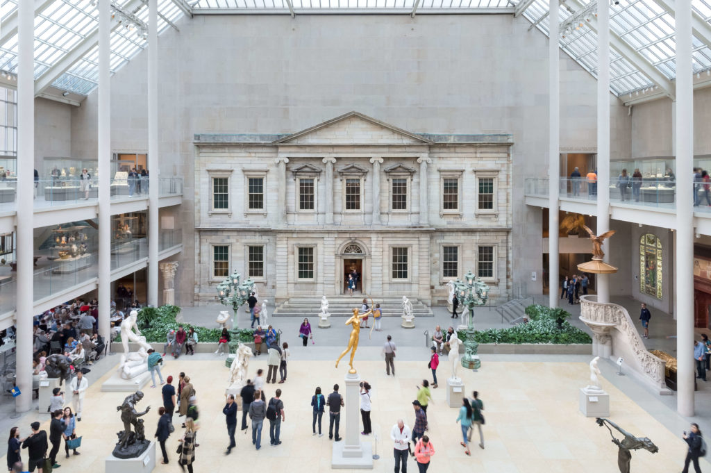 The Met Fifth Avenue_The Charles Engelhard Court in The American Wing_Photo courtesy of The Met
