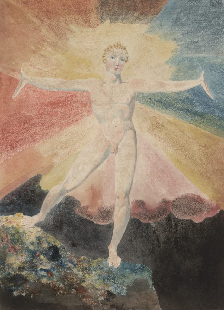 William Blake at Tate Britain
