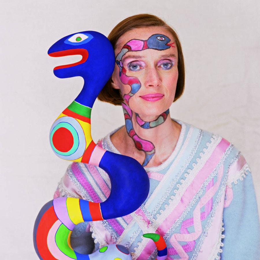 Niki de Saint Phalle, © Norman Parkinson, Corbis - 15 Must-See Art Exhibitions in 2020