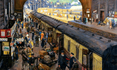 The Terminus, Penzance Station, Cornwall by Stanhope Alexander Forbes cover