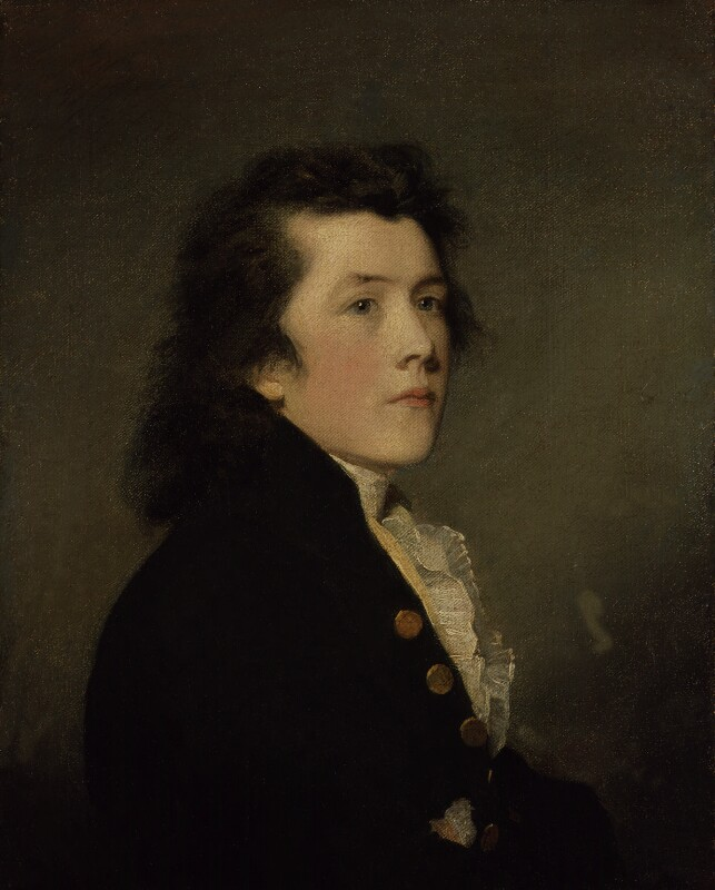 William Palmer, Amos Simon Cottle, 1787, © National Portrait Gallery, London, Around the World with NPG