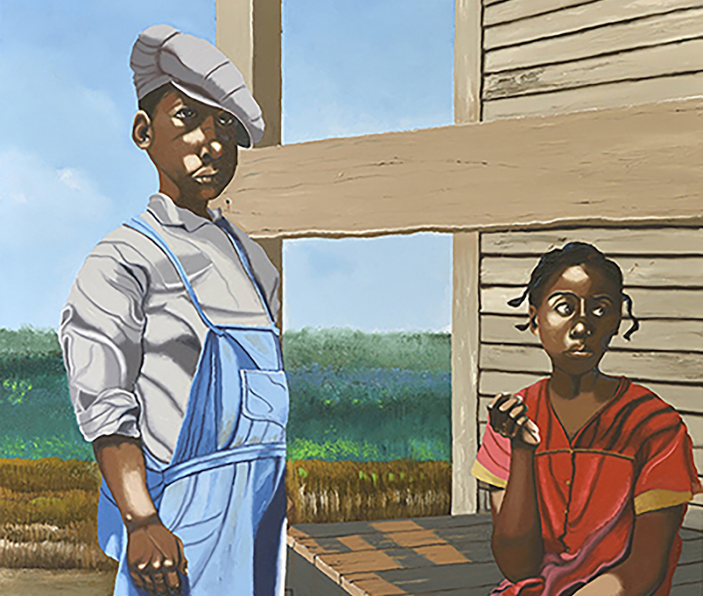 African American Visual Artists in North Carolina