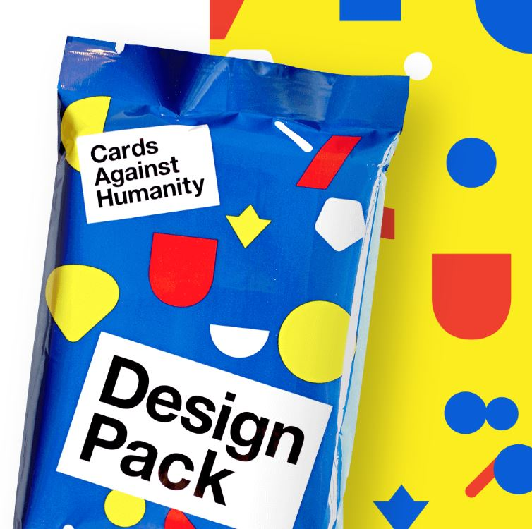 Cards Against Humanity - Design Pack - Lockdown Entertainment toolkit, games, board games