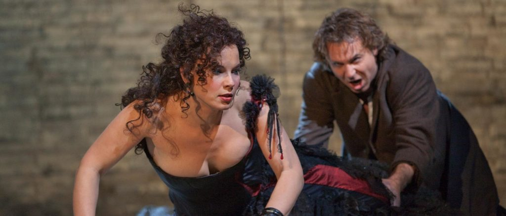 Carmen, Met Opera - theatre, opera and music streaming online for lockdown