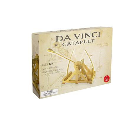 Da Vinci Catapult, British Museum, London - Lockdown Entertainment Tollkit, games, board games