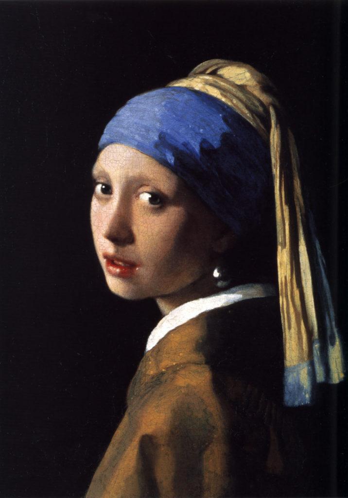 Johannes Vermeer, Girl with a Pearl Earring, Ekphrasis