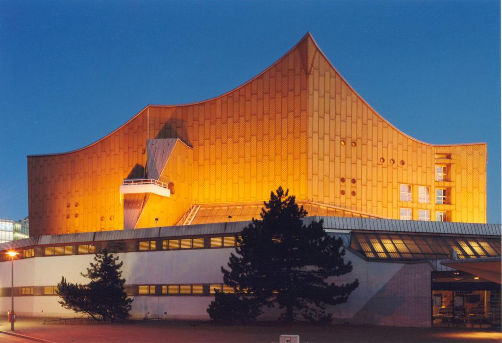 Philharmonie Berlin, Hans Scharoun