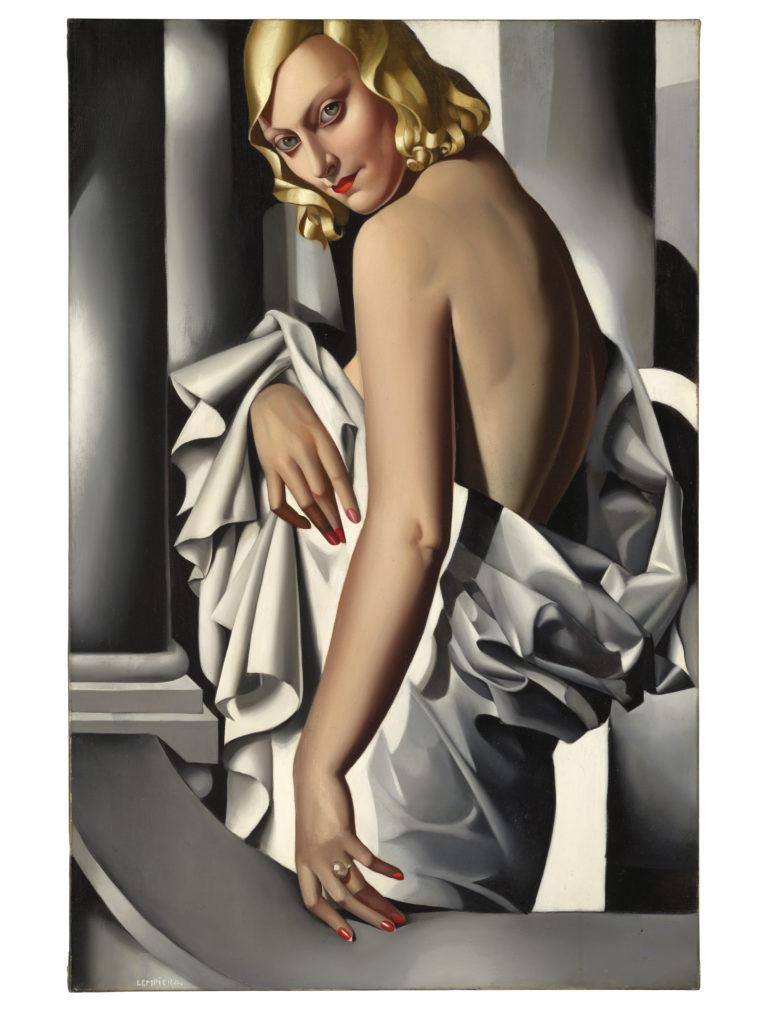 Tamara de Lempicka, Portrait of Marjorie Ferry, 1932, private collection