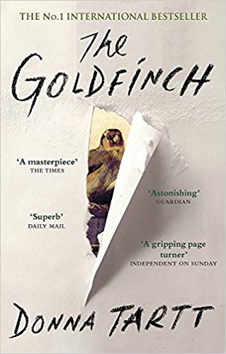 The Goldfinch - Donna Tart - Artsy Books to Read During Self-Quarantine