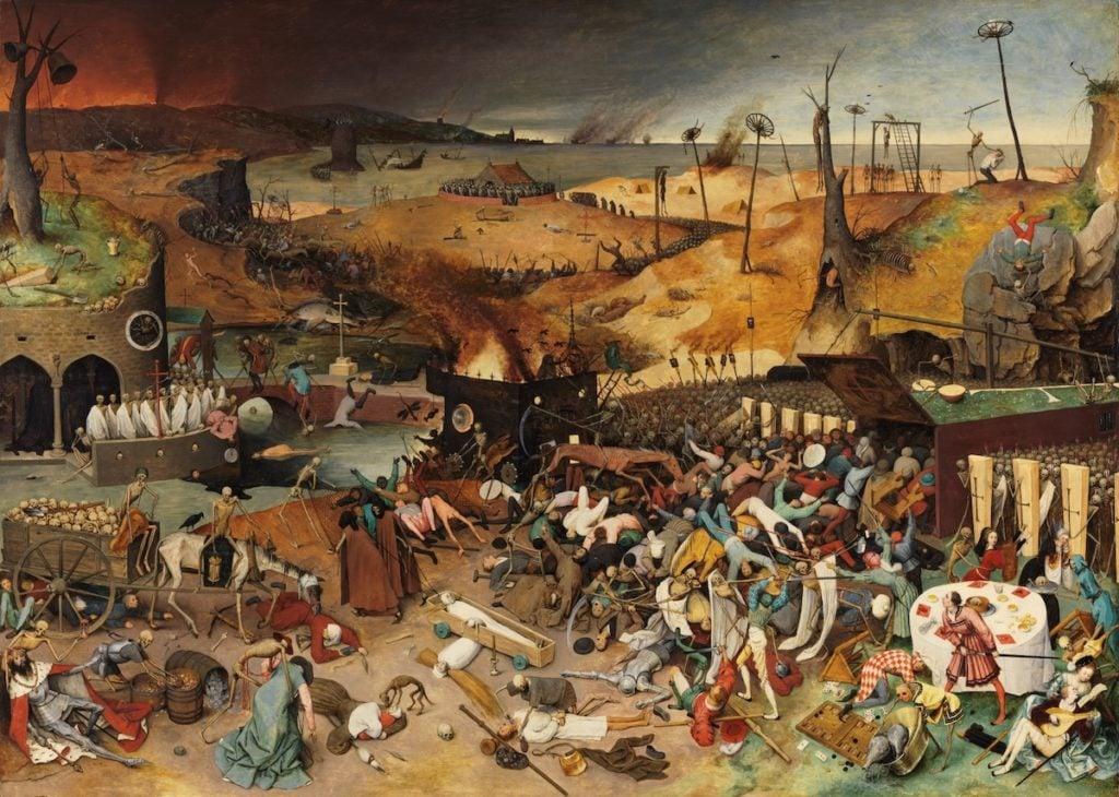 plague in art