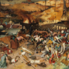 Pieter Bruegel the Elder, Triumph of Death, c. 1562, Museo del Prado, Madrid.