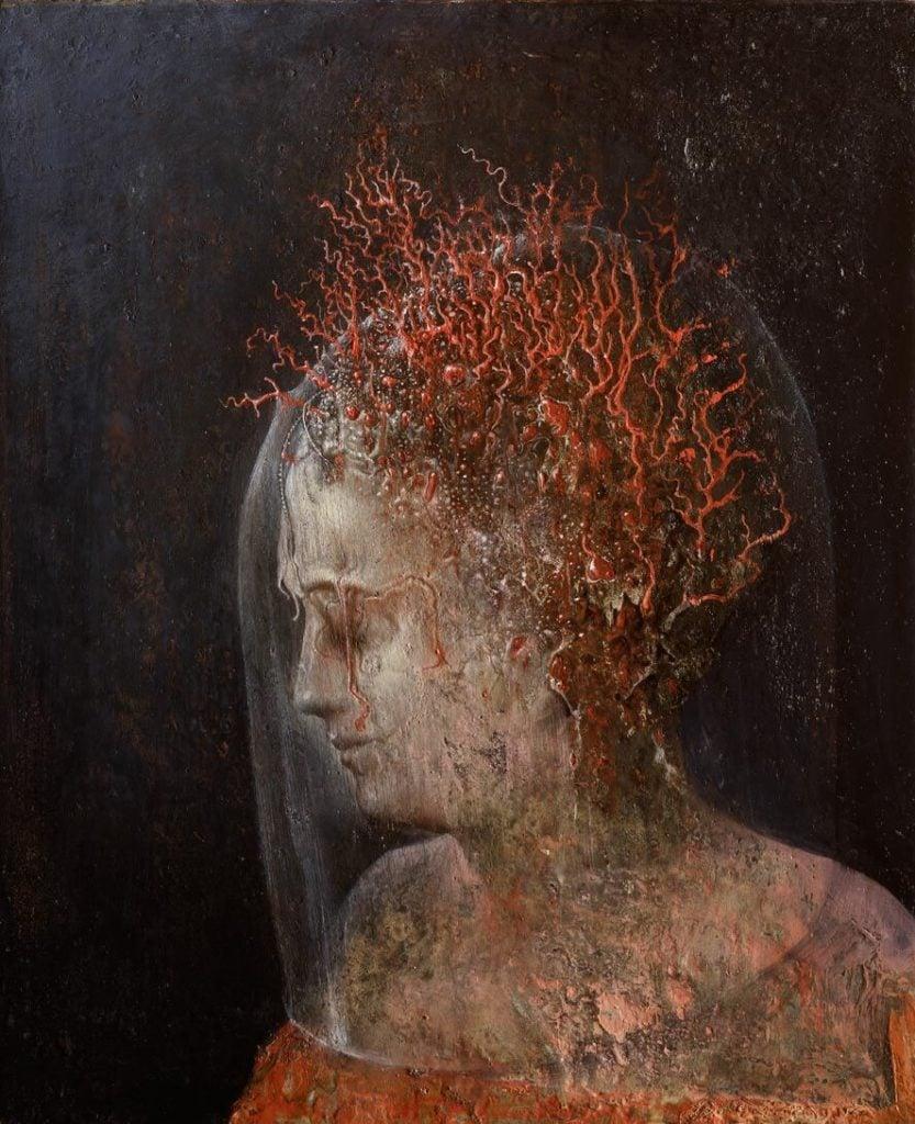 Agostino Arrivabene, Sappho's dream, 2013