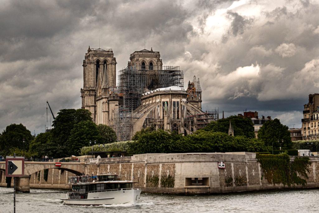 Steven Penton - Notre-Dame de Paris restoration
