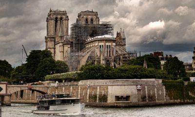Steven Penton - Notre-Dame de Paris restoration cover
