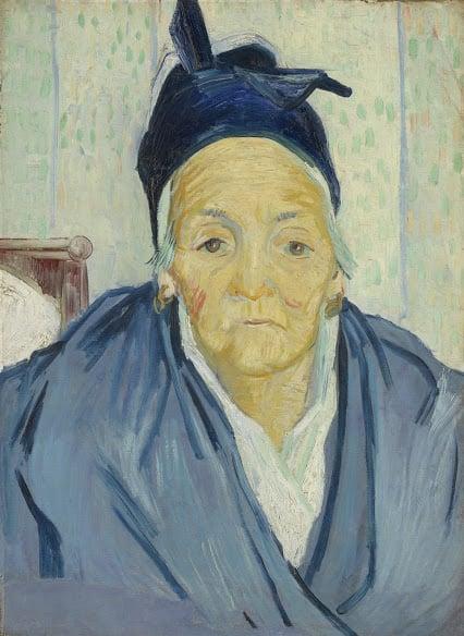 Vincent van Gogh, An Old Woman of Arles, 1888, Van Gogh Museum, Amsterdam