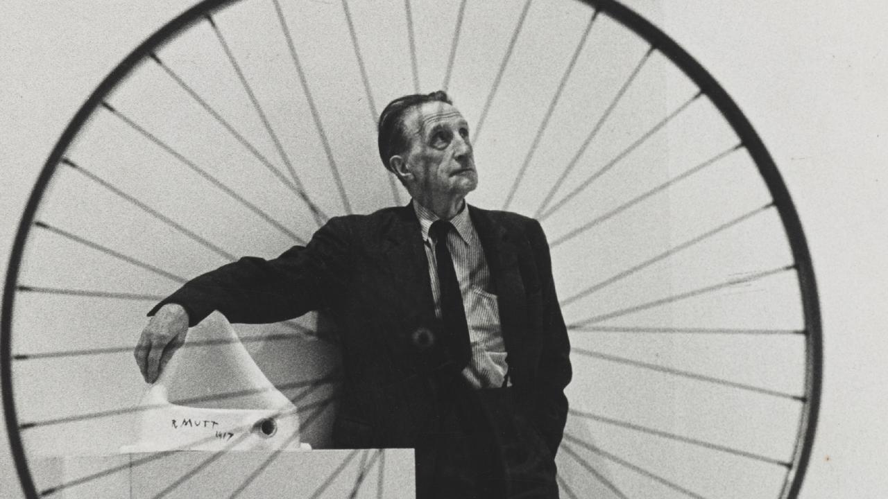 Duchamp Scandalous Artworks