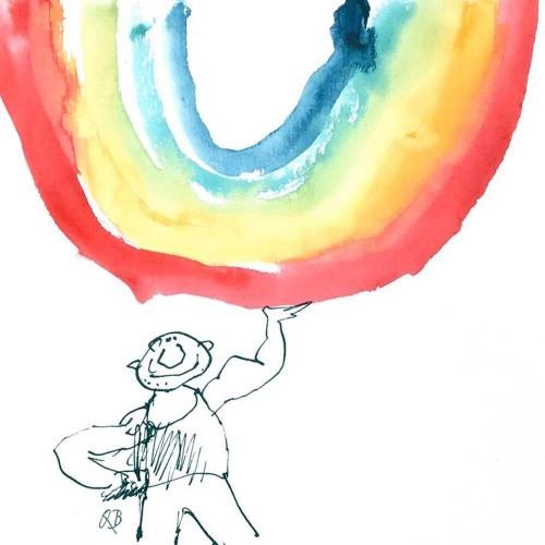 Quentin Blake, Rainbow 3