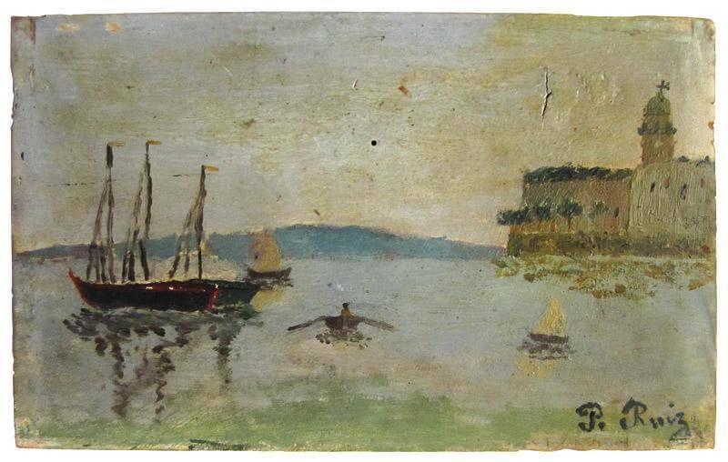 Picasso Port of Malaga