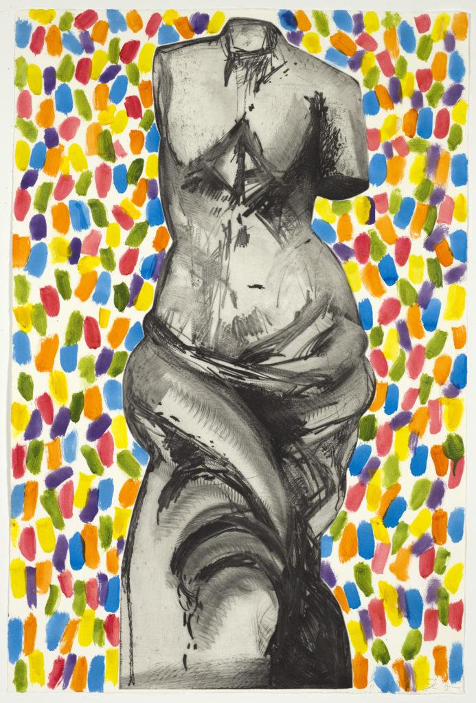 Jim Dine, Color on Her
