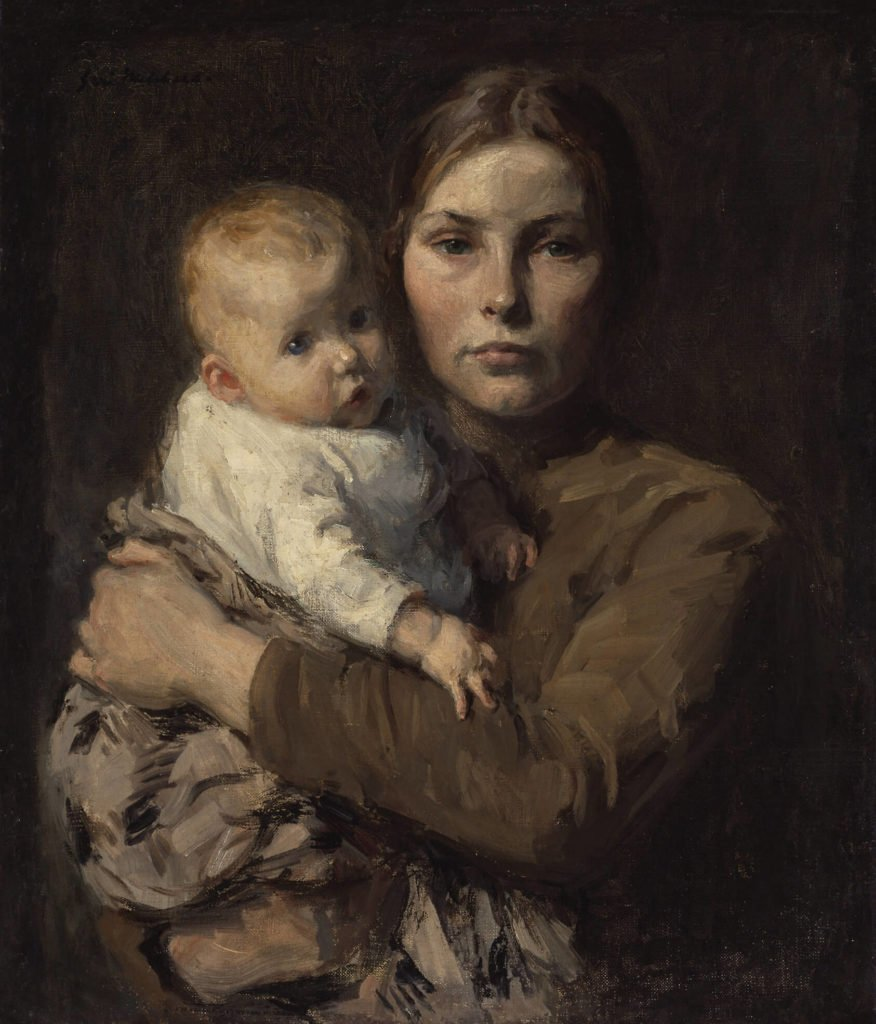 Melchers Mother and Child