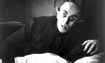 Nosferatu, by Friedrich Murnau, 1922.