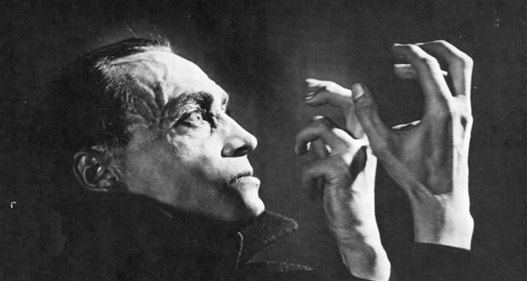 german expressionism horror movies; The Hands of Orlac, 1924, by Robert Wiene. A pianist loses his hands in an accident and has a transplant. But his new hands belonged to serial killer and slowly finds himself unable to control them. Source: Senses of Cinema