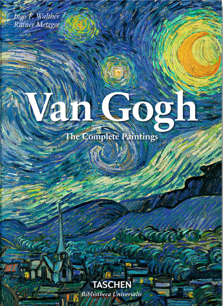 Cover of the current edition. Books about Van Gogh