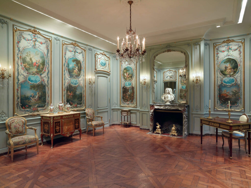 The Boucher Room Frick Collection masterpieces