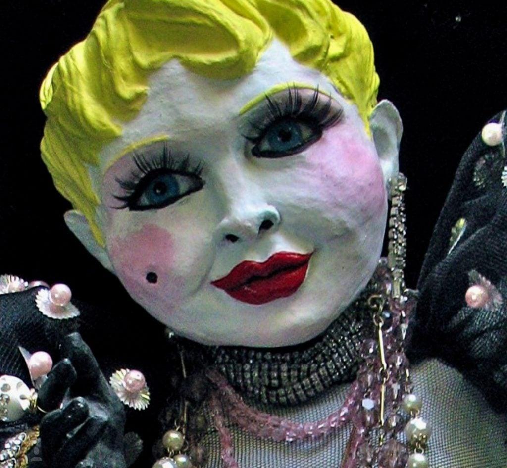 Greer Lankton, Cupid, Transgender Art Transgender Art