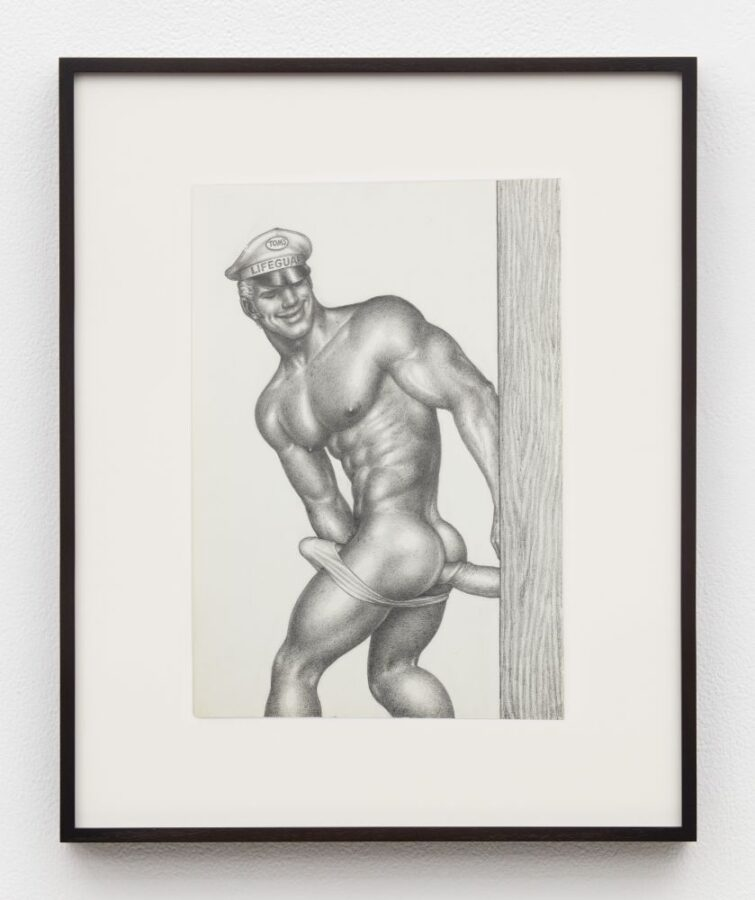 Tom of Finland, Untitled, © Tom of Finland Foundation
