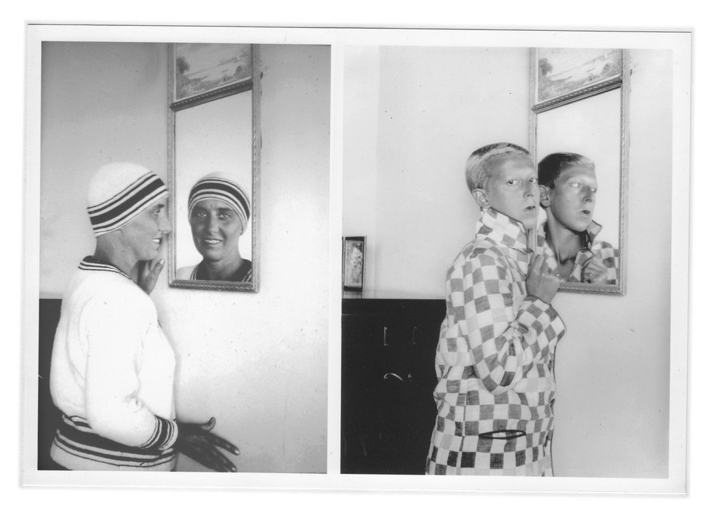 Marcel Moore and Claude Cahun, Self Portraits