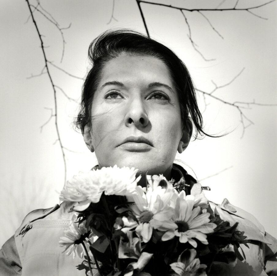 Marina Abramovic, The Artist is Present,