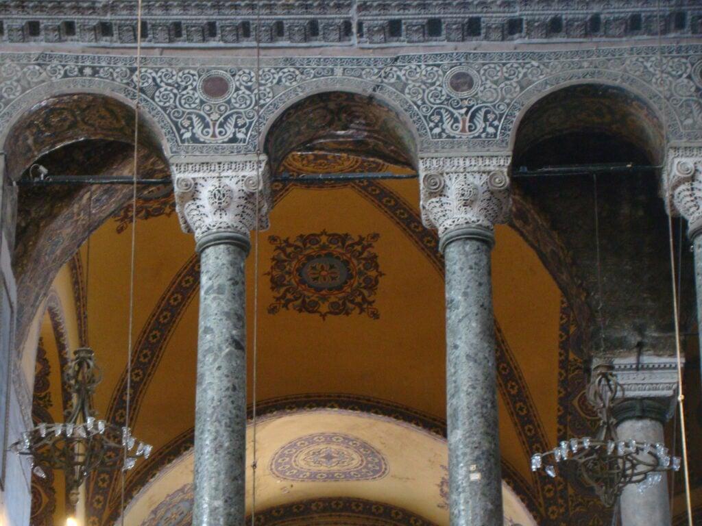 Hagia Sophia decoration