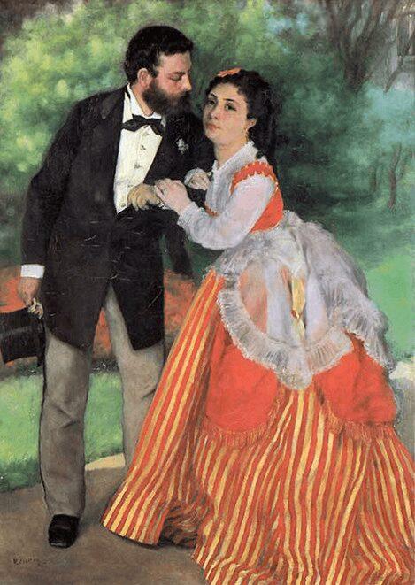 Pierre-Auguste Renoir, A Couple