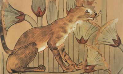 Sacred Cats in Ancient Egypt