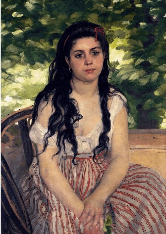 Pierre-Auguste Renoir, In Summer